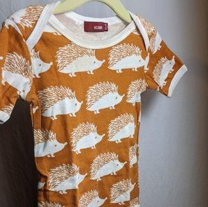 Milkbarn One Pieces - New! Milkbarn 12-18 Months short sleeve onesie